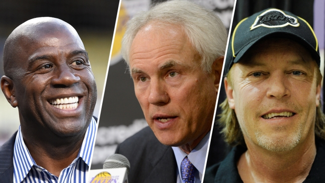 Magic Johnson Takes Lakers Reins Amid Front Office Shakeup