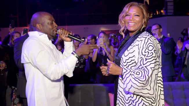 Good to be the Queen: Latifah Honored at VH1 'Save the Music' Foundation Gala