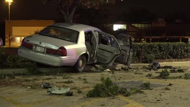 car crash dallas  1 Dead, 3 Injured in 2-Vehicle Crash: Dallas Police - NBC 5 Dallas ...