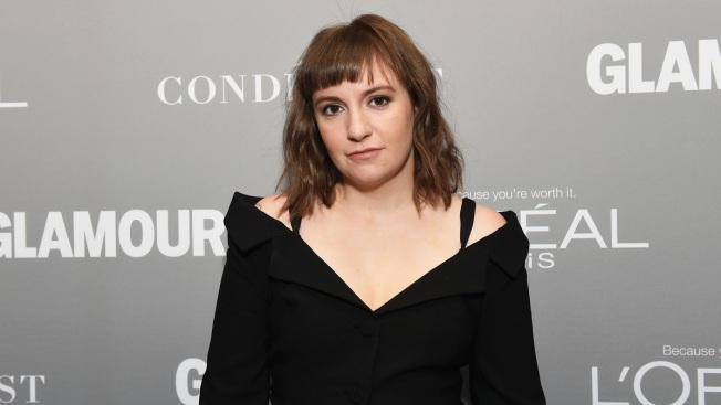 Lena Dunham Underwent Total Hysterectomy to Help Endometriosis Pain