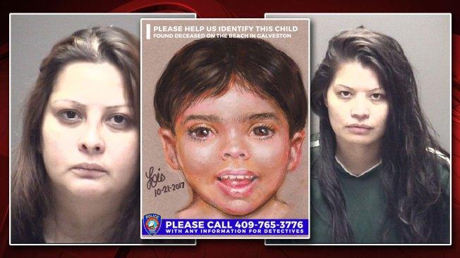 Unidentified Boy Found on Galveston Beach Identified, Mother