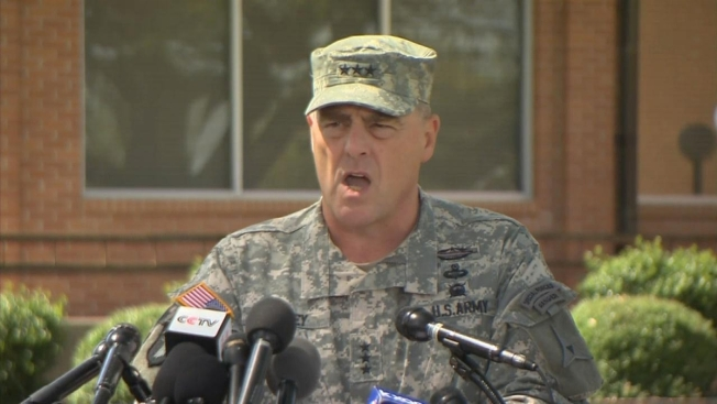 Fort Hood to Change Commanders Aug. 8