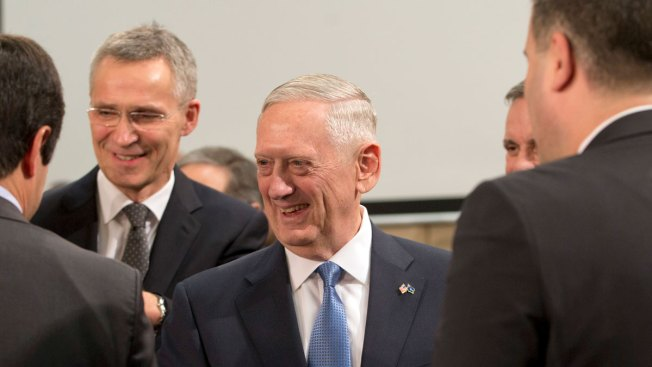 Pentagon Chief Says NATO Members Must Boost Defense Spending