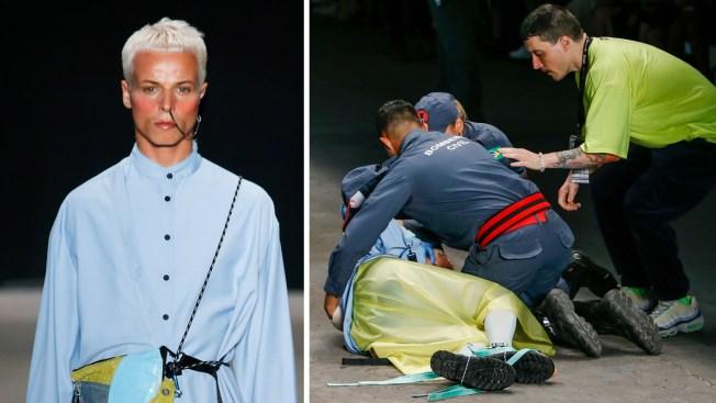Model in Brazil Dies After Falling on Catwalk