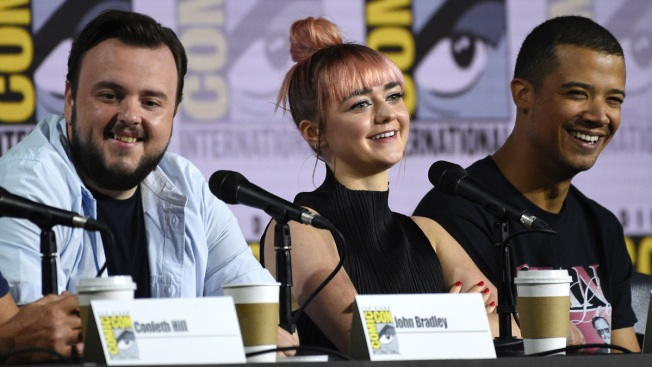'Game of Thrones' Cast Talks Divisive Finale, Water Bottles