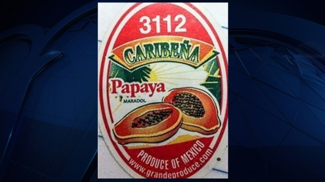 Salmonella Outbreak Linked to Papayas in 19 States