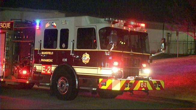No Injuries in Mansfield Hazmat Fire