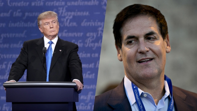 Texas business mogul Mark Cuban offers details for hypothetical 2020 presidential run