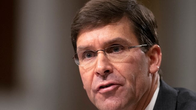 Defense Head Esper: US to Soon Put Intermediate Range Missile in Asia
