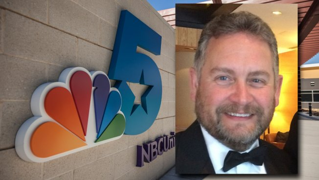KXAS Names Mark Ginther Vice President of News