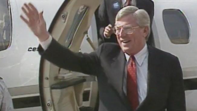 Former Democratic Texas Gov. Mark White Dies at 77