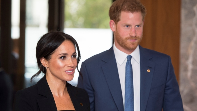 Meghan Markle, Prince Harry Expecting 1st Child in Spring