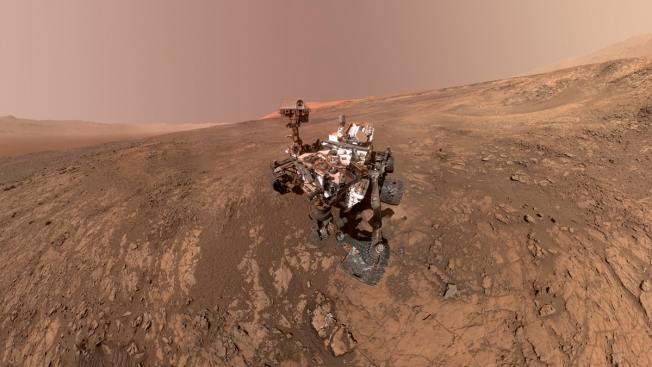 Life on Mars? New Discoveries Advance the Case