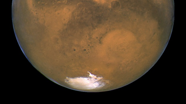 NASA Chief Scientist: Alien Life Search Starts With Human Mars Missions
