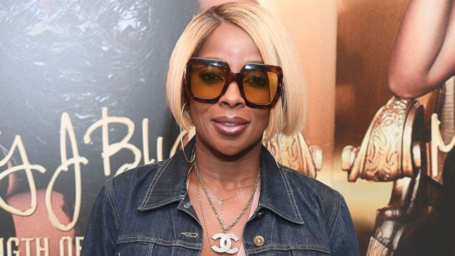 Mary J. Blige Pours Pain from Recent Split Into Emotional New Album