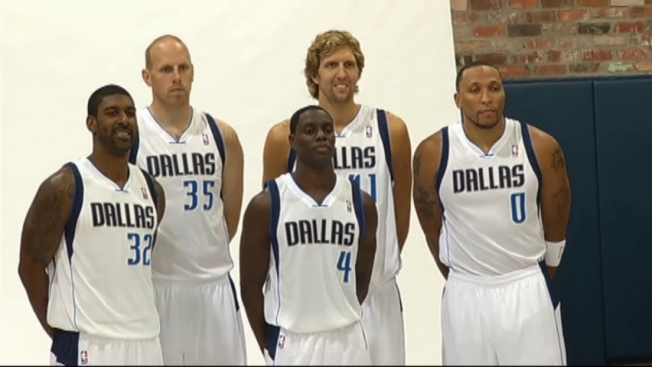 New Look for the Dallas Mavericks