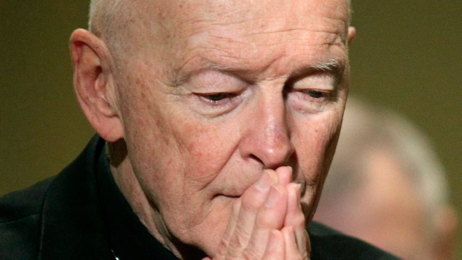 Lawyer: McCarrick Repeatedly Touched Youth During Confession
