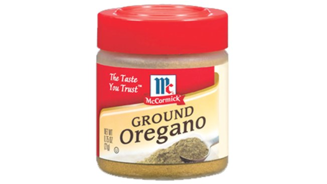 McCormick Recalls 1,032 Cases of Ground Oregano Due to Salmonella