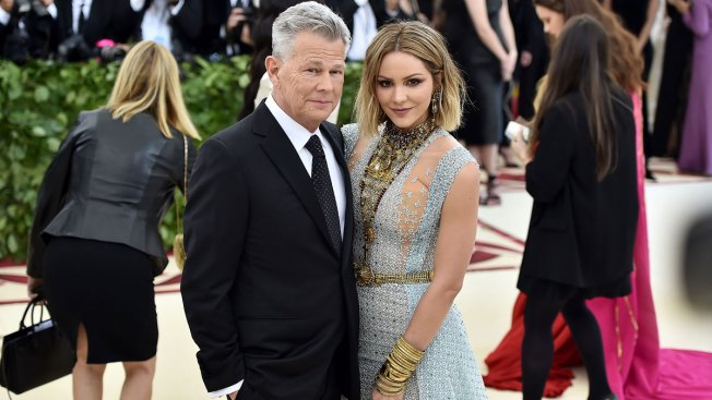 Katharine McPhee Shares Photo of Her Engagement Ring in Remembrance of Her Dad