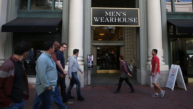 Men's Wearhouse Boosts Jos. A. Bank Bid