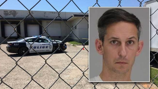 Suspected Gunman in Dallas Industrial Park Shooting Arrested