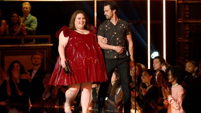 Chrissy Metz hits back at haters who slammed her MTV Awards dress