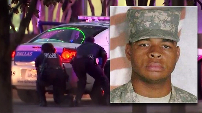 Dallas Suspect Had Plans for Larger Attack: Officials