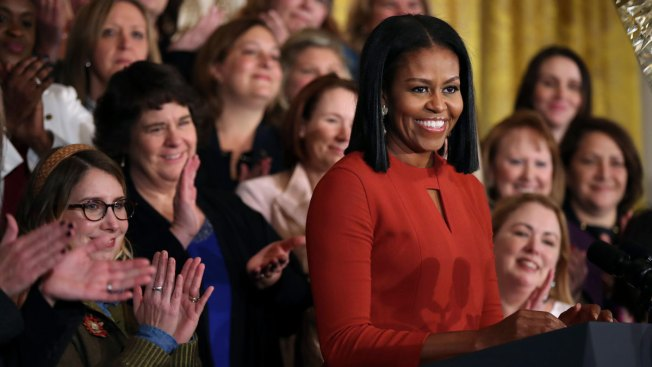 Michelle Obama: Life's 'Greatest Honor' Was Being First Lady