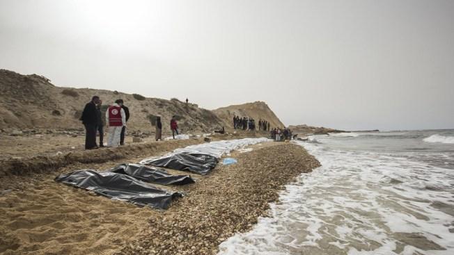 74 Migrant Bodies Wash Ashore in Libya as Smugglers' Tactics Get 'More Disastrous'