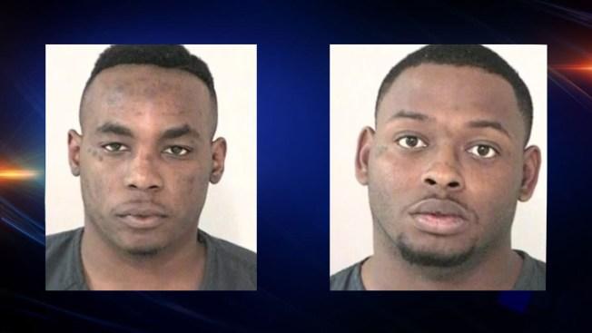 2 Fort Worth Men Stole Phones, Hit Teen: Houston Police