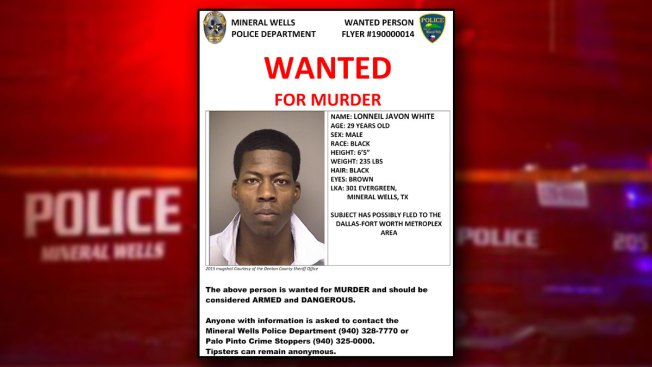 Man Dead, Suspect On the Run in Mineral Wells Fatal Shooting