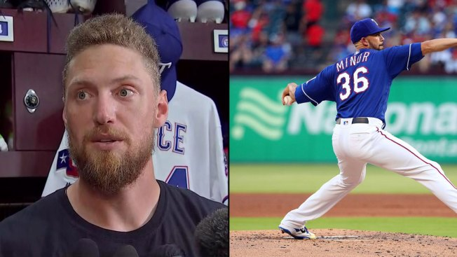 Unlikely All-Stars: Pence, Minor Big Comebacks With Rangers