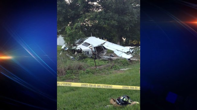 3 Texans Injured in Plane Crash in Mississippi