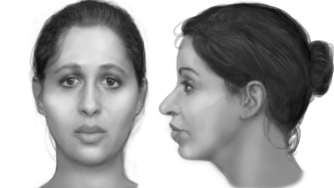 Investigators Hope Forensic Drawing Will Help Identify Woman Whose Skeleton Was Found by Hunters