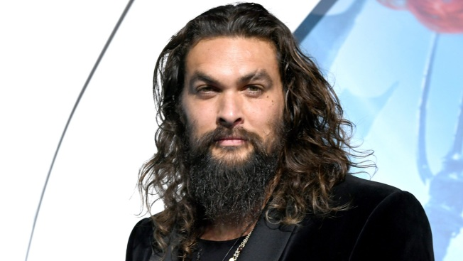 Jason Momoa Shaves Signature Beard to Promote Recycling