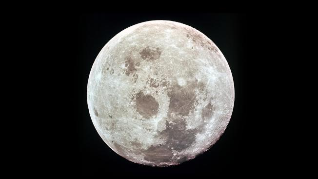Biggest Full Moon of the Year