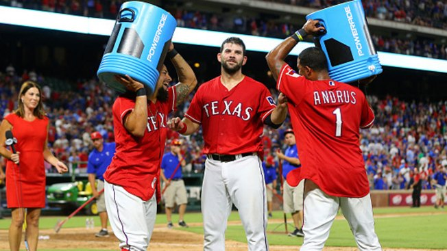 Mitch Moreland Selected AL Player of the Week