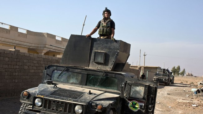 Iraqi Special Forces Poised on Eastern Edge of Mosul