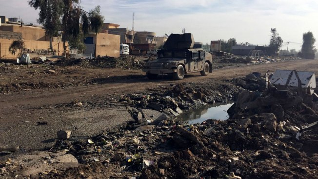 Iraqi Troops Resume Mosul Fight After 2-Week Lull