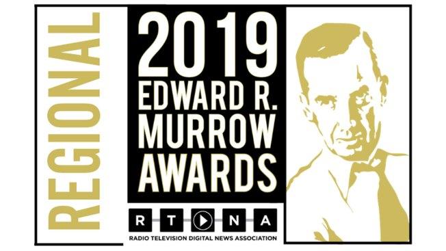 NBC 5 Wins Three Edward R. Murrow Awards