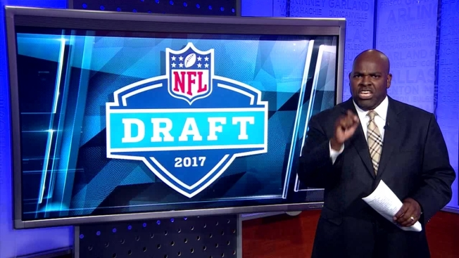 Newy Scruggs' 2017 NFL Mock Draft
