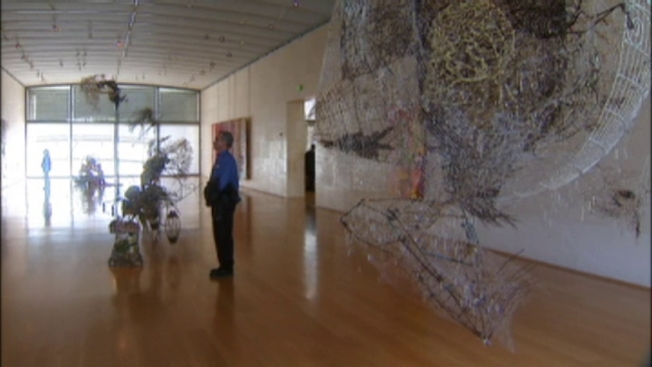 Nasher Sculpture Center 'Goes Greek'