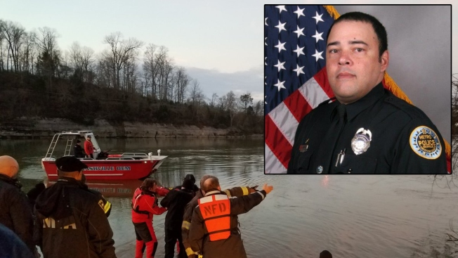 Officer Dies Trying to Save Woman in Nashville River Rescue
