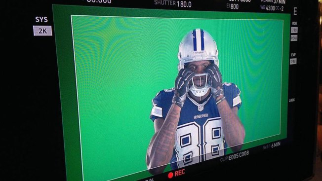 Dez Bryant's Promo Appearance Weakens His Poker Face
