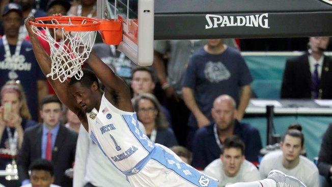 Tar Heels Take NCAA Title, 71-65, Over Gonzaga