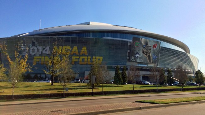 NCAA Final Four Games in Arlington, Not Big D