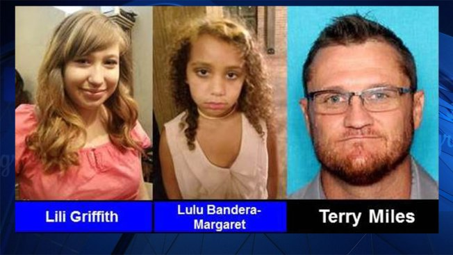 Police Seek Texas Man in Woman's Death, Abduction of 2 Girls