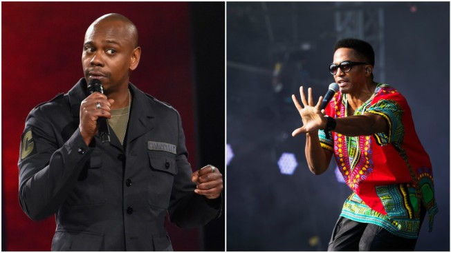 Dave Chappelle to Host 'SNL' With Musical Guest Tribe Called Quest
