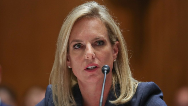Trump Fumes at Homeland Security Chief Over Immigration: Sources