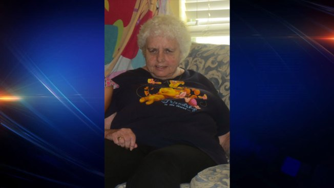 70-Year-Old Denton Woman Missing